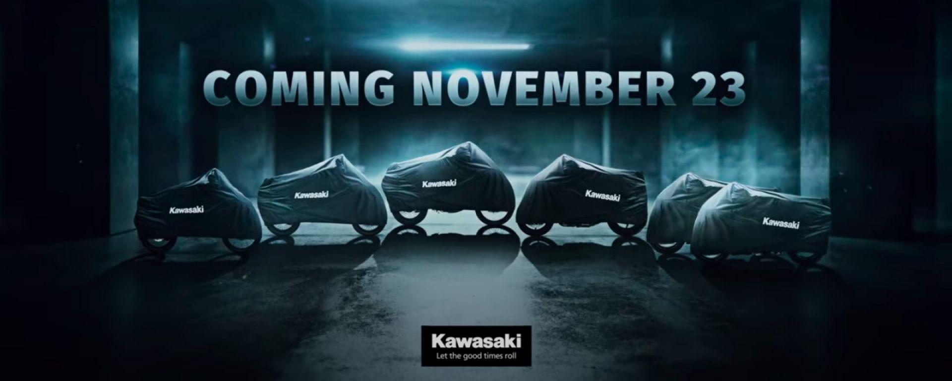 Le novità 2021 di Kawasaki