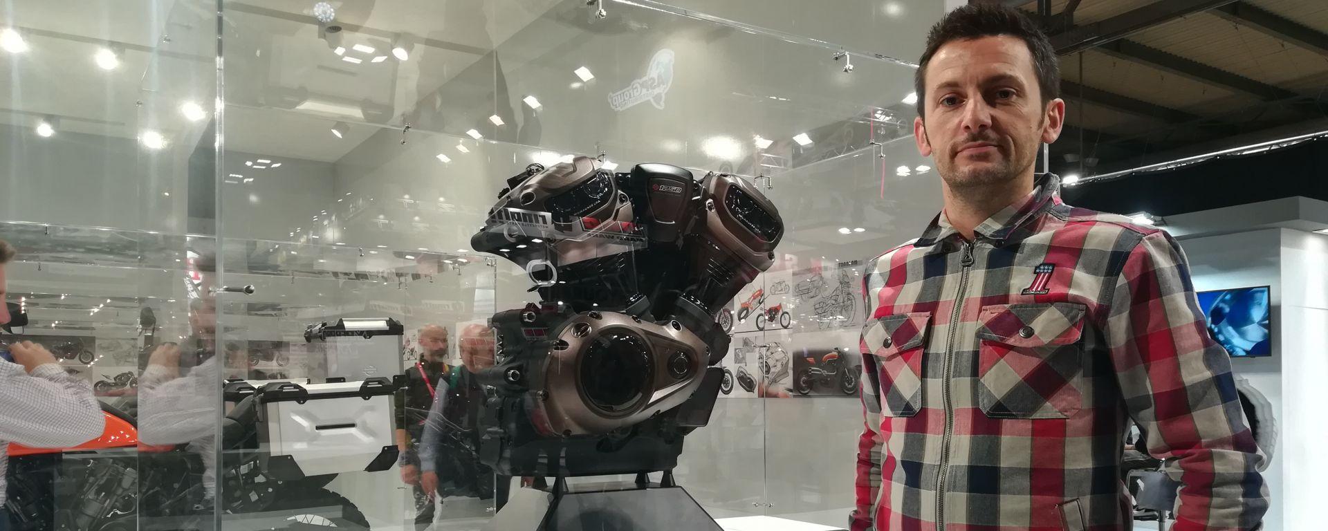 Le novità Harley-Davidson a EICMA 2019