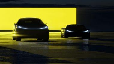 Le novità Lotus, dal primo SUV elettrico all'auto sportiva con Alpine