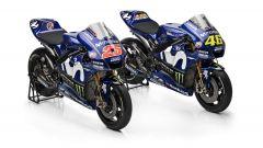 Le nuove Yamaha M1 2018