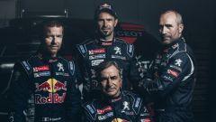 Le parole degli uomini Peugeot prima della Dakar 2018 - Immagine: 2