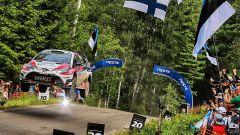 Le parole di Toyota Yaris WRC prima del Rally di Finlandia 2018