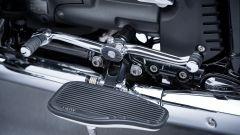 Le pedane piatte per la BMW R 18 Classic