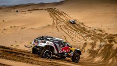 Rally Marocco 2017: buona la prima per Sebastien Loeb e la sua Peugeot 3008 DKR
