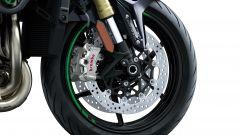 Le pinze Brembo Stylema della Kawasaki Z H2 SE 2021