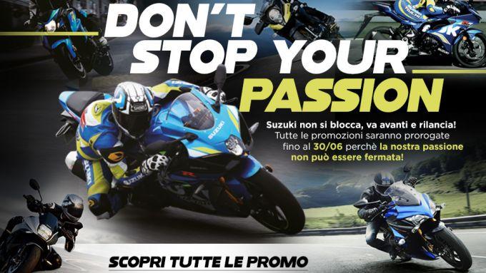 Le promozioni Suzuki 2020