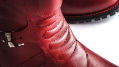 Le protezioni degli stivali Stylmartin Continental Red Edition