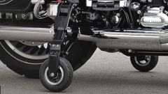 Le rotelle per la gamma Touring di Halrey-Davidson inventate in Giappone