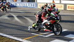 Le RS 250 SP del Campionato Italiano FMI Aprilia Sport Production