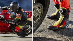 Le scarpe da corsa di Alpinestars CR-X Drystar Riding Shoe