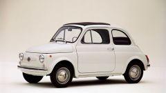 Scarpe nuove per la vecchia Fiat 500 - Immagine: 4