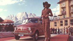 Scarpe nuove per la vecchia Fiat 500 - Immagine: 6