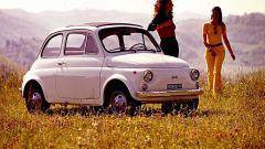 Scarpe nuove per la vecchia Fiat 500 - Immagine: 1