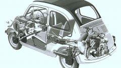 Scarpe nuove per la vecchia Fiat 500 - Immagine: 9