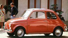 Scarpe nuove per la vecchia Fiat 500 - Immagine: 7