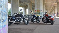 Le Sportster di Harley-Davidson