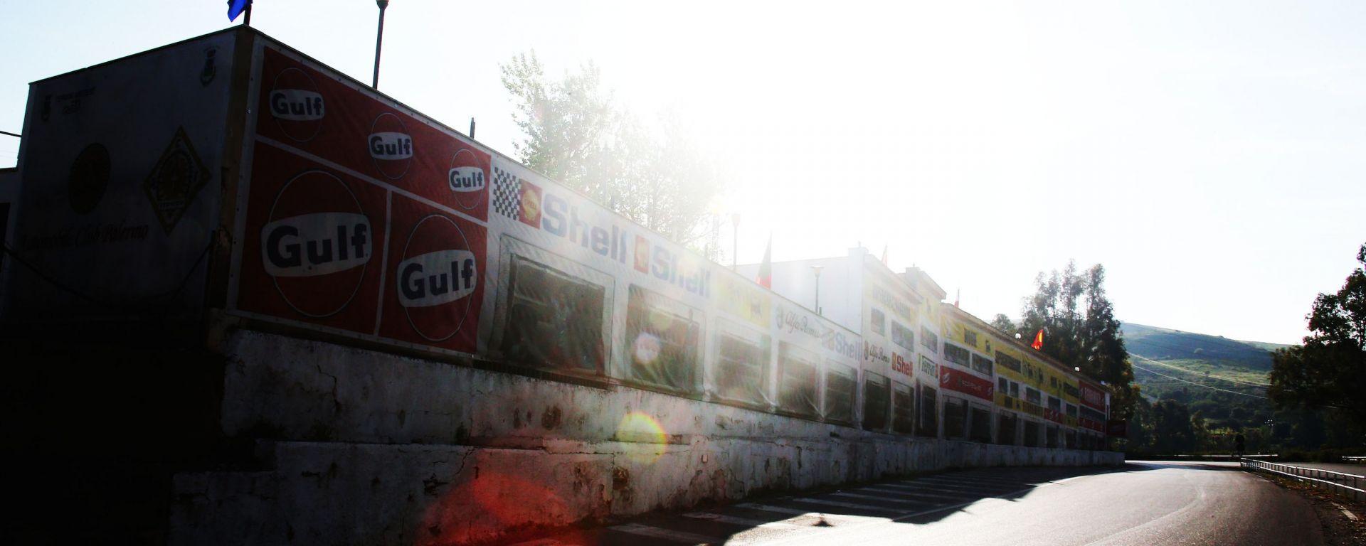 Le strade della Targa Florio