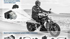 Le tecnologie Bosch a bordo della Ducati XDiavel - Immagine: 2