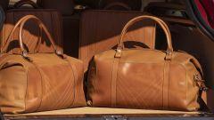 Le valigie personalizzate della Aston Martin DBX