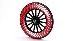 Le versioni da bici delle gomme senza camera d'aria di Bridgestone