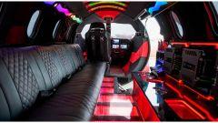 Learmousine, gli interni - Foto: Mecum