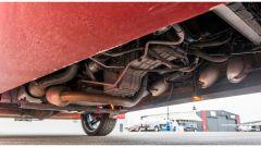 Learmousine, il motore V8 da 8,1 litri di derivazione Chevrolet - Foto: Mecum