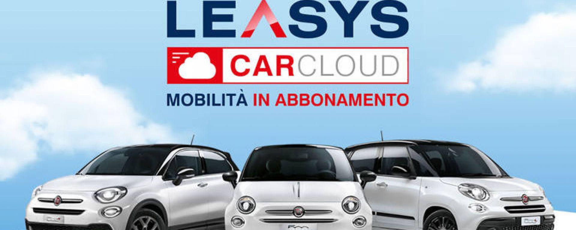 Leasys CarCloud, il noleggio auto attraverso Amazon