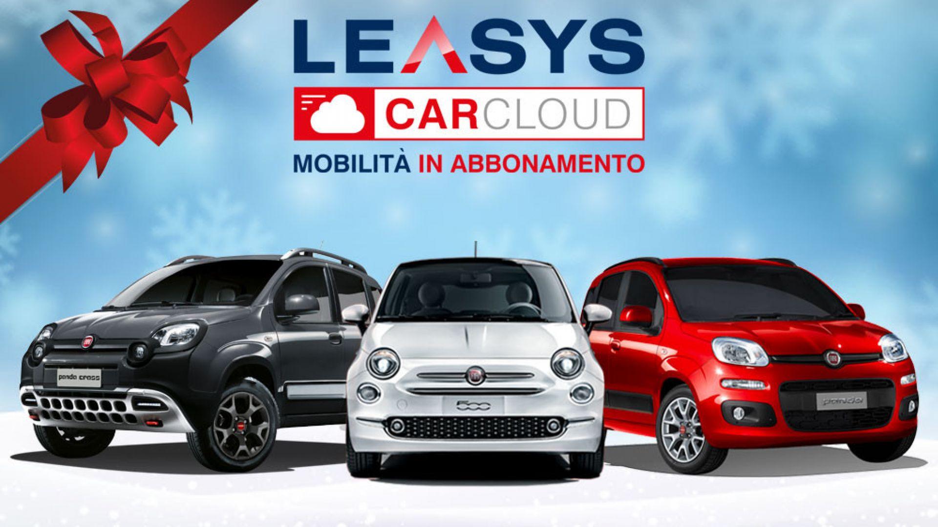 Leasys CarCloud: come funziona e quanto costa il noleggio