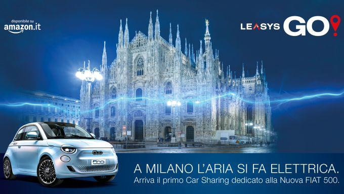 LeasysGO! a Milano