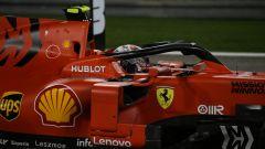 Leclerc è alla sua prima stagione con la Ferrari dopo un anno di apprendistato in Alfa Romeo Sauber
