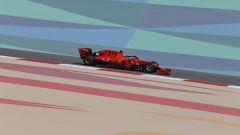 Leclerc ha segnato il miglior tempo nelle PL1 del Gp Bahrain