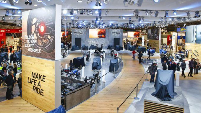 L'edizione 2021 del Salone è in fase di preparazione da parte di EICMA e FMI