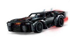 Lego The Batman: la nuova batmobile ispirata al film del 2022