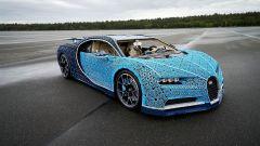Lego Bugatti Chiron scala 1:1