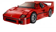 Mattoncini ruggenti: la Ferrari F40 di Lego  - Immagine: 6
