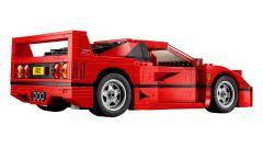 Mattoncini ruggenti: la Ferrari F40 di Lego  - Immagine: 7