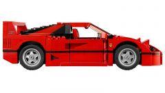 Mattoncini ruggenti: la Ferrari F40 di Lego  - Immagine: 8