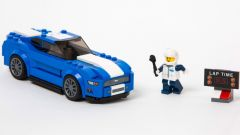 LEGO Ford Mustang e Ford F-Raptor - Immagine: 1