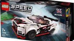 LEGO Nissan GT-R Nismo: la confezione davanti