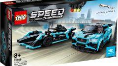 Lego Speed Champions Jaguar Racing, in vendita da gennaio 2020