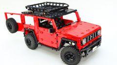 Lego Suzuki Jimny: anteriore