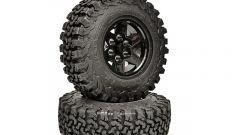 Lego Suzuki Jimny: gli pneumatici