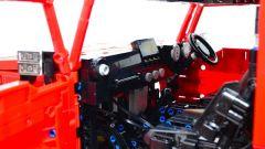 Lego Suzuki Jimny: il posto di guida
