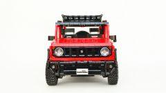 LEGO Suzuki Jimny: vista anteriore