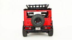 Lego Suzuki Jimny: vista posteriore
