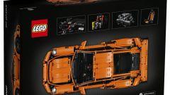 Lego Technic: arriva la Porsche 911 GT3 RS - Immagine: 3