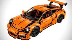 Lego Technic: arriva la Porsche 911 GT3 RS - Immagine: 4
