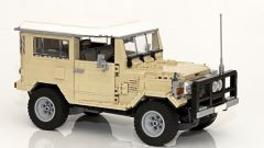 Lego Toyota Land Cruiser 40 Series - Immagine: 1