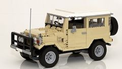 Lego Toyota Land Cruiser 40 Series - Immagine: 2