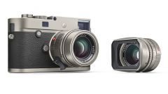 Leica M-P (Typ 240) Titanium con obiettivi di serie